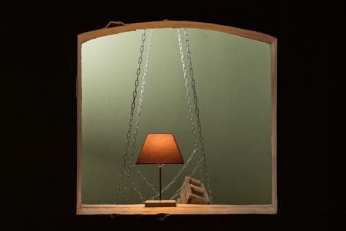 Betonlampe, Beton-Stehleuchte ELINA aus der Heine & Becker Manufaktur