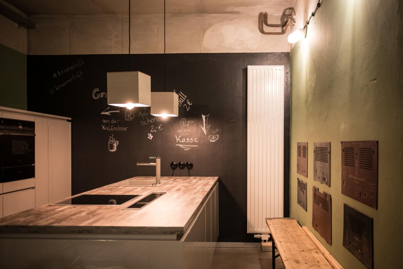 Betonlampe, Beton-Pendelleuchte ARTHUR aus der Heine & Becker Manufaktur