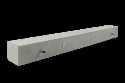 Beton-Baldachin BENGT 1 aus der Heine & Becker Manufaktur
