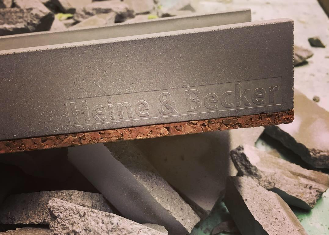 Stifthalter aus Beton